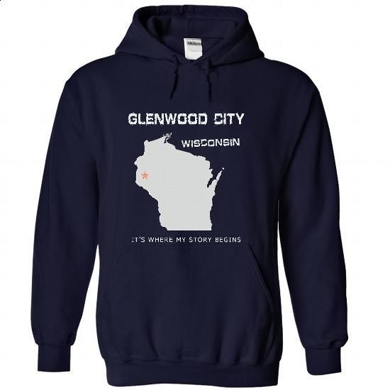 Glenwood City - WiS11 - #hoodie schnittmuster #hipster sweatshirt. BUY NOW => https://www.sunfrog.com/LifeStyle/Glenwood-City--WiS11-9078-NavyBlue-31181697-Hoodie.html?68278