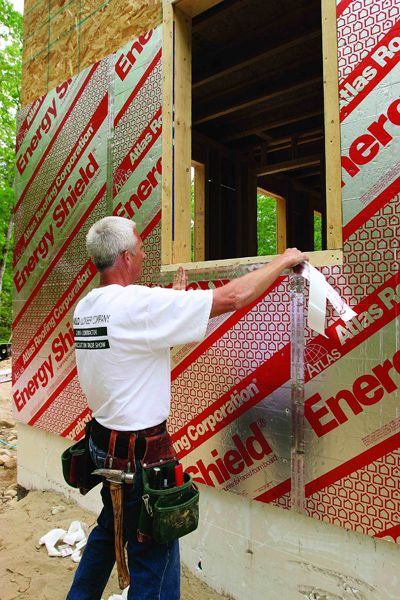 Versatile and Effective, Rigid Foam Can Be Used in Walls, Roofs, and Foundations UPDATED 8/9/2012