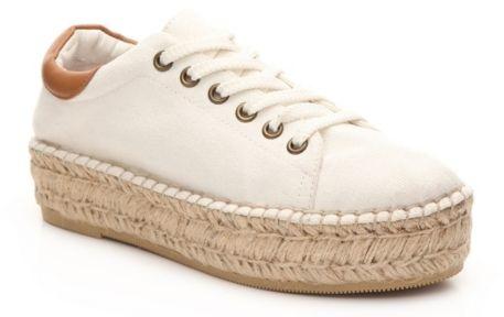 Steve Madden Edmund Flatform Sneaker