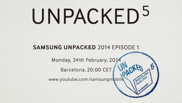 Samsung Unpacked 2014 Episode 1 scheduled for 24th Feburary. Should we wait for a Galaxy S5 announcement