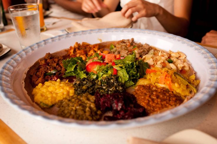The best Ethiopian restaurants in Toronto are known for the sheer largesse of African meals of stews, curries, and meaty tibs all scooped up by han...
