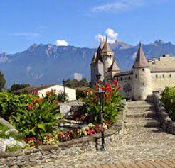 Železniční park - Swiss Vapeur Parc v Le Bouveret, Švýcarsko Cestování s dětmi za hranice ČR #dovolena #děti #rodina #výlety #Švýcarsko #Swiss #Rakousko #Austria #Slovensko #cestování #tip3dmamablog