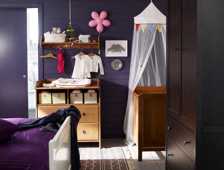 Crib set up with changing table in master bedroom sharing room future 2 baby pinterest Master bedroom with a crib