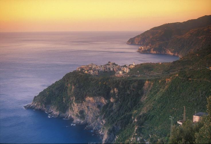 Corniglia, Cinque Terre, Liguria - © Alberto Pugliesi