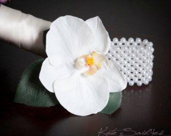 Ramillete de novia orquídeas