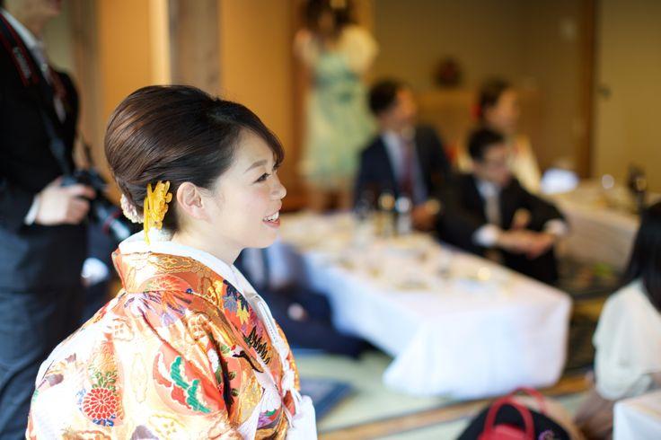 #kimono#hair
