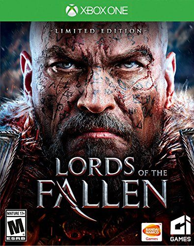 Bandai Namco Lords of the Fallen Limited Edition (Xbox One) : Action $59.95