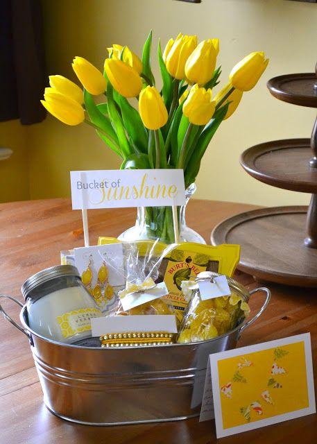 The Domestic Doozie: Bucket of Sunshine