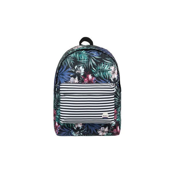 Roxy MOCHILA  Be Young Mochila tipo casual, 40 cm, 24 litros Backpack (33.290 CLP) ❤ liked on Polyvore featuring bags, backpacks, backpack, multicolour, roxy backpacks, colorful backpacks, day pack backpack, multi color backpack and multi colored backpacks