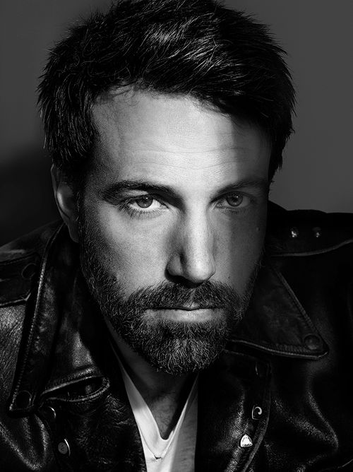 Ben Affleck photographed by Marco Grob for Interview Magazine