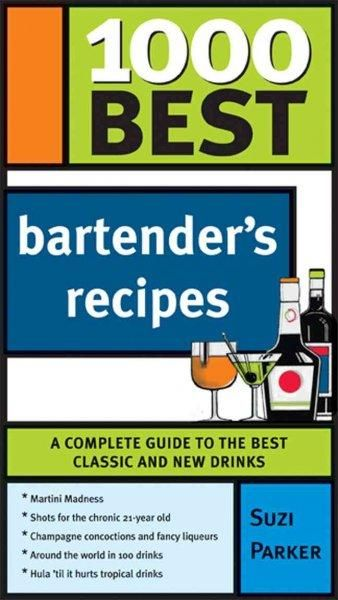 Go from novice mixer to expert in no time Learn the ropes from bartender extraordinaire Suzi Parker -101 shot recipes for the perpetually 21 -Over 100 tropical drinks for your next backyard barbecue o