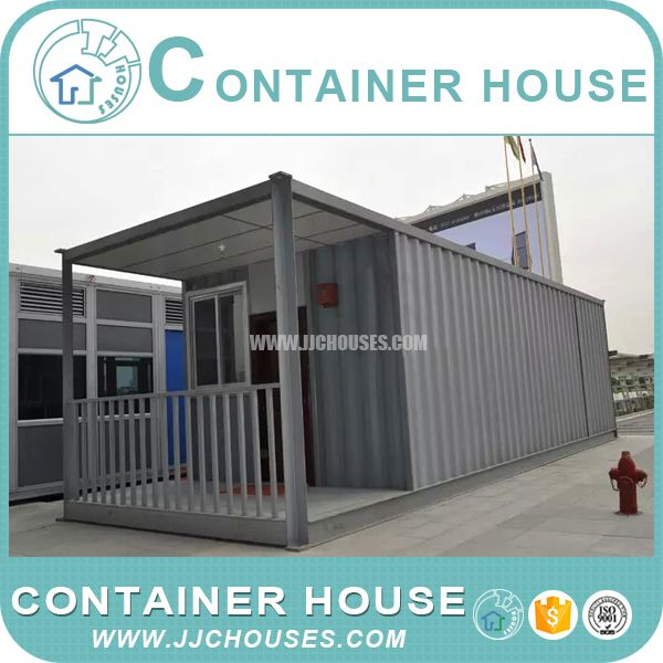www.jjchouses.com shipping container apartments:steel thickness is 1.6-2.0mm. The inside equipped with EPS panel. shipping container homes for sale can pack two layers.