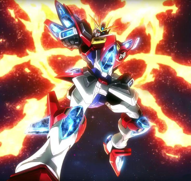GUNDAM GUY: Gundam Build Fighters Try Island Wars - VIDEO + IMAGE GALLERY