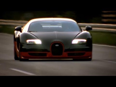 I want one of these SO BADLY! It is definitely my biggest passionate distraction! ~ James May (that's Captn. Slow to you), breaks his personal speed record in a brand new, even more powerful version of the amazing Bugatti Veyron. The Super Sport! The fastest production car in the world at 259.11mph (417 km/h), as of 2011 that is.
