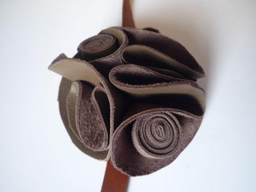 fleur cuir bd
