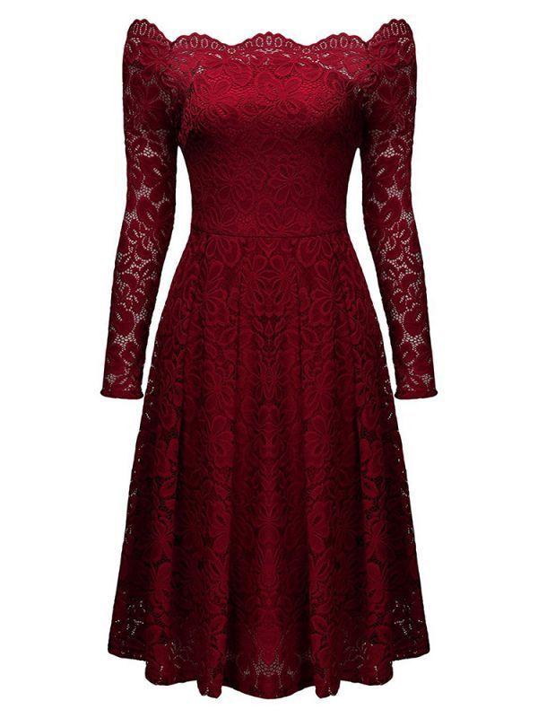 Lace dresses jd williams vintage lace off shoulder long sleeve dress for women #a #lace #dress #lace #dress #6-9 #months #lace #dresses #2013 #lace #dresses #topshop