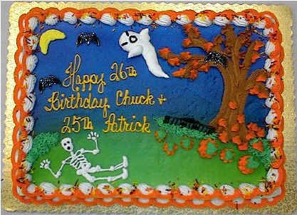 h cake 21 - Halloween Decorated Cakes