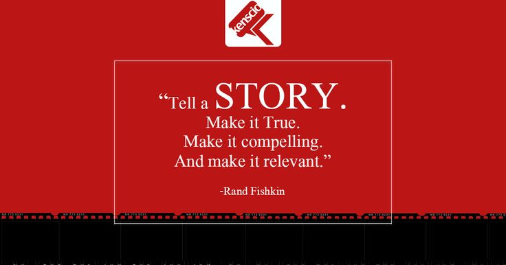 #BrandingTips: Your #Brand needs a great #story!Nail the art of Storytelling & define your brand.#whatsyourstory #quote #viral #digital #tip