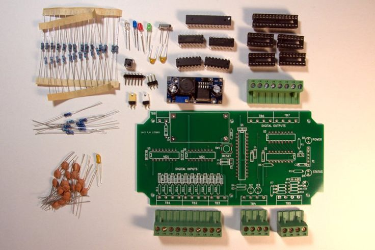 VM1AT – Industrial microcontroller