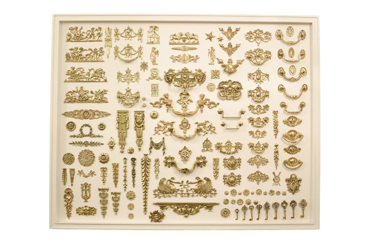 Gold plated products from Casa Achilles in Board 2