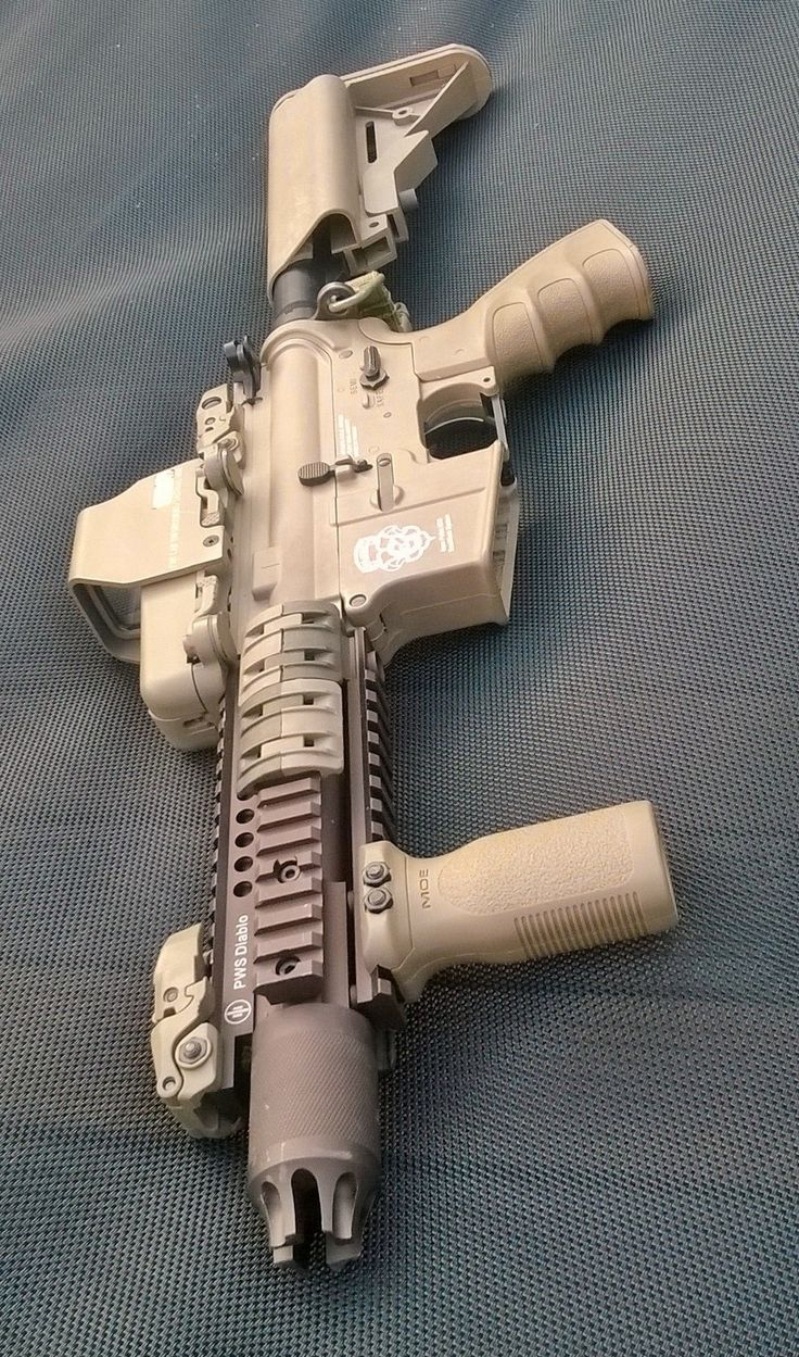 I not a big fan if the AR platform but.........