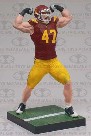 Clay Matthews (USC) College 5 McFarlane So dope!