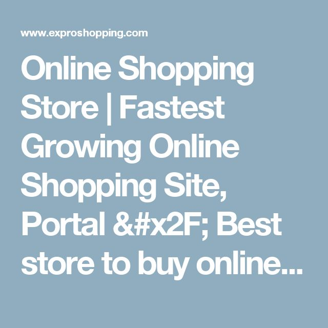 Online Shopping Store | Fastest Growing Online Shopping Site, Portal / Best store to buy online. Bags & Luggage Online | All types of bags, and luggages online, buy bags online here at Expro Shopping, best price deal, fast delivery