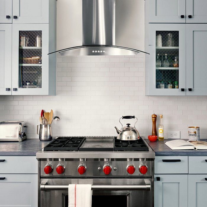 I Love The Look Of This Hood For Your Range What Do You Think Ikea Makes This One And It Looks Great I Have I Kitchen Vent Kitchen Range Hood Modern
