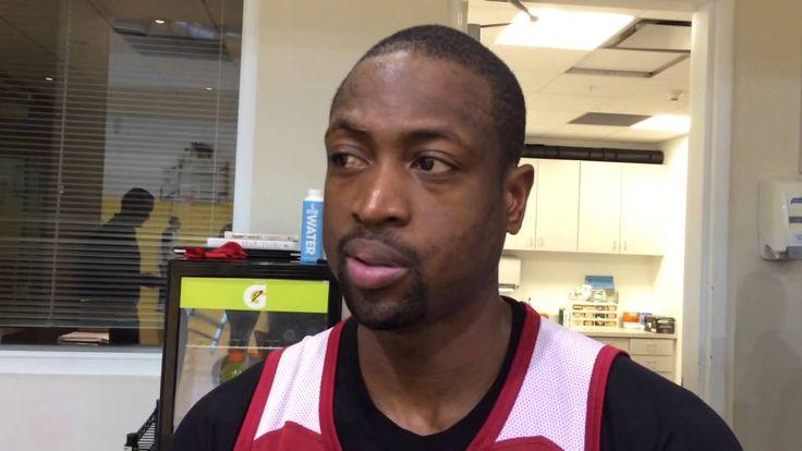 Dwayne Wade video intervista esclusiva a Miami
