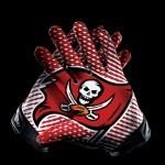 Tampa Bay Buccaneers Nike Vapor Gloves