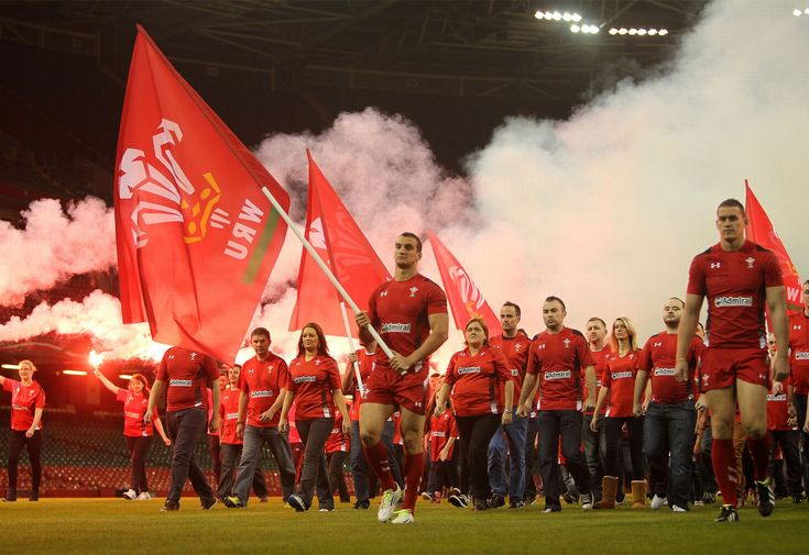 New Wales rugby shirt unveiled - complete with red shorts and black trim - Wales Online