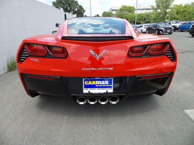 used 2011 chevrolet corvette for sale carmax autos post. Black Bedroom Furniture Sets. Home Design Ideas