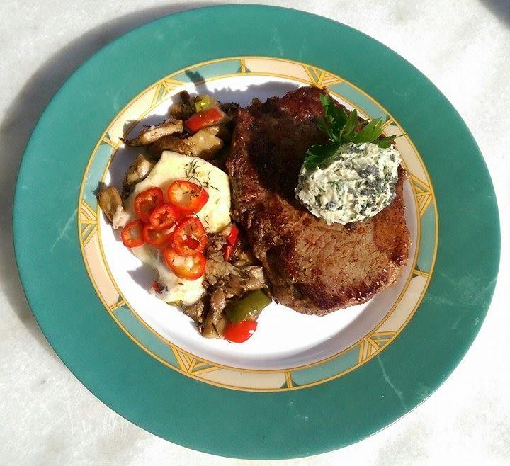 Naturligt god mat att njuta av LCHF och Paleo