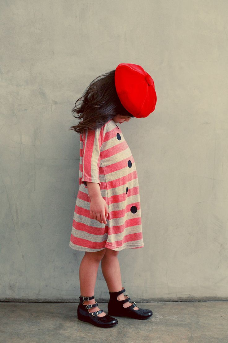 Misha Lulu . Aw14 . { beautifully simple . red & white } .