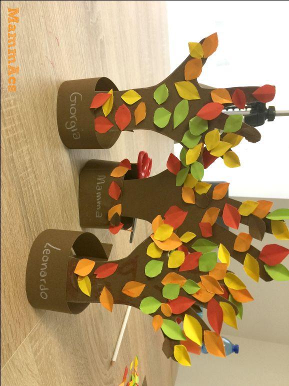 Mani autunnali è un lavoretto semplice e veloce da realizzare con i bambini, la mano che si trasforma in un albero autunnale! Cartoncini colati forbice e colla non servirà altro!