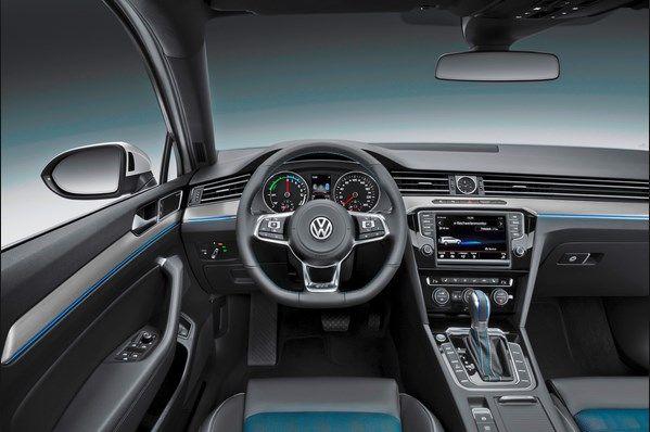 2016 VW Passat CC Interior