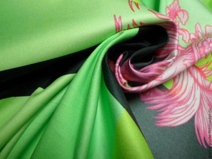 Купить ANNA RACHELE сатин,Италия - итальянские ткани, хлопок, купонная ткань, ткани для шитья