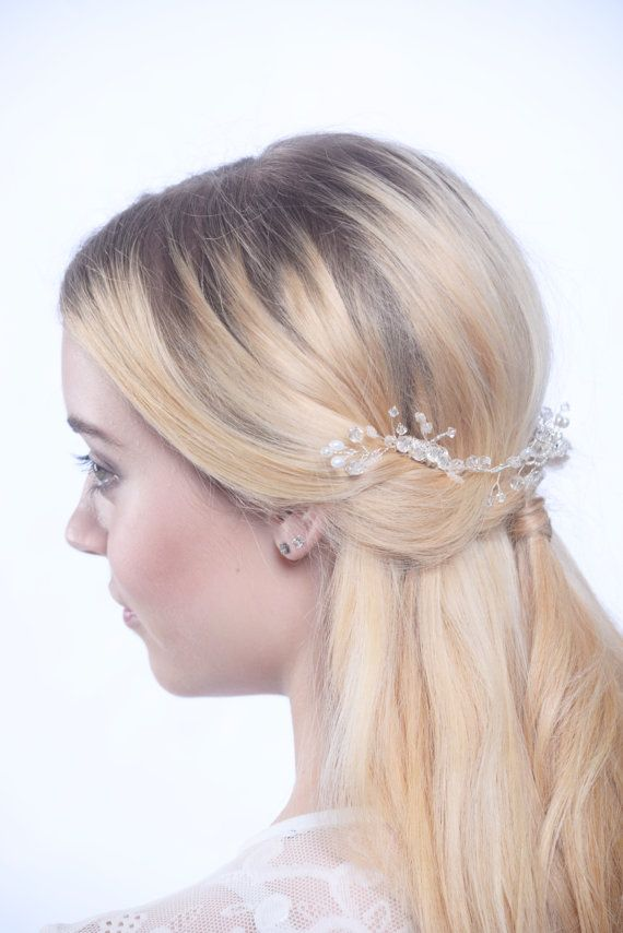 Bridal Hair Accessories Boho : 13 best bridal hair accessory images on pinterest