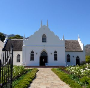 A Dutch Reformed Church in South Africa