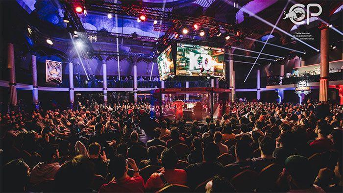 Le Red Bull Kumite 2017 se dévoile - Evénement unique dédié aux jeux de combat, le Red Bull Kumite 2017 verra s'affronter 16 des meilleurs joueurs du monde de Street Fighter V le 28 mai dans la célèbre salle Wagram à Paris.