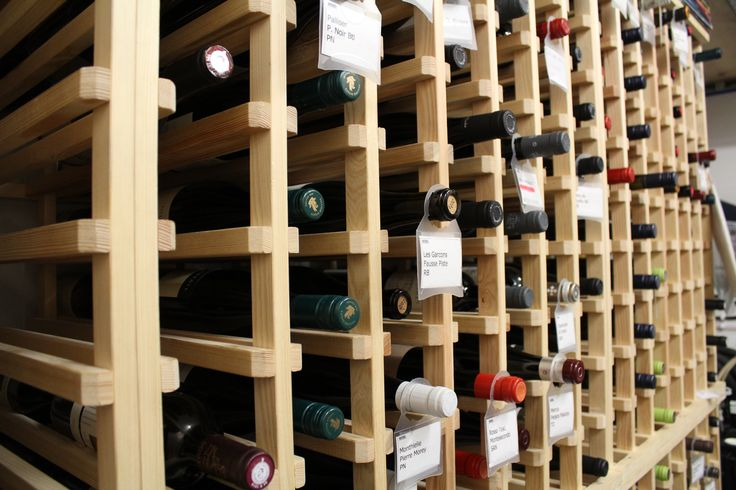 Measure your potential wine rack area & enter the measurements into our calculator to see how many bottles you can fit! http://www.wineware.co.uk/wine-racks/bespoke-traditional-wine-rack-calculator?utm_source=pinterest&utm_medium=social&utm_campaign=wine+rack+calc+campaign