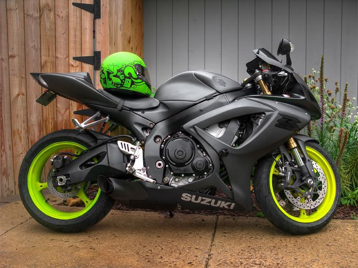 New color scheme on my GIXXER!!! - GSXR.com
