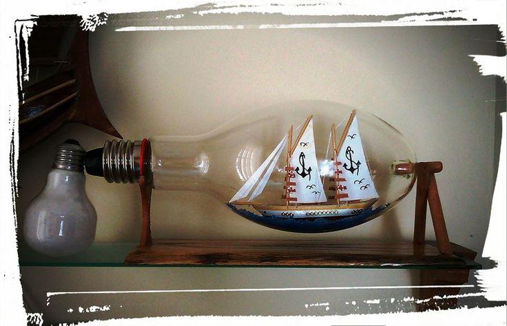 Ship in Bulb