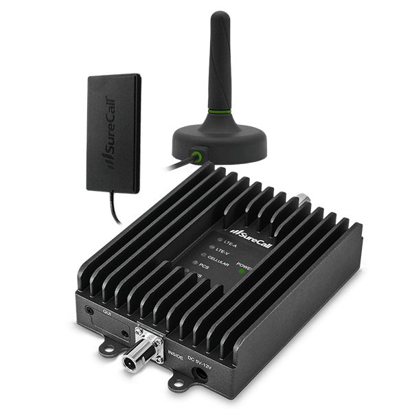 SureCall Fusion2Go 3.0 Car Truck Cell Phone Signal Booster