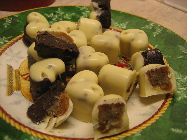 Ζουζουνομαγειρέματα: Σοκολατάκια με μελομακάρονα!