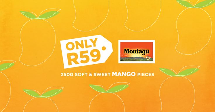 Montagu dried mango pieces are now on special! Get yours in store :) montagudriedfruitnuts.co.za