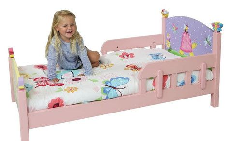 Magic Garden Toddler's Bed (Requires Mattress)