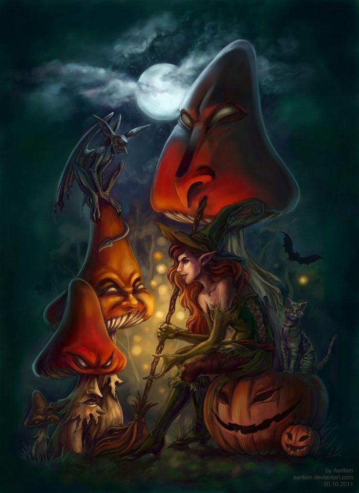 The Mischief Council - colour by Aerilien on deviantART