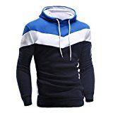 """Amazon Angebote """"Sale"""" Kapuzenpullover Herren Hoodie Xinan Langarm Sweatshirt Spitzen Jacke Mantel%#Quickberater%"""