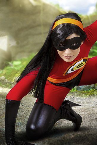 The Incredibles, Violet